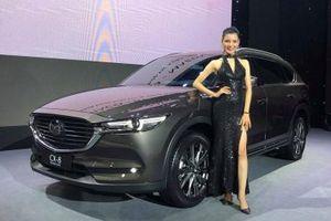 Mazda CX-8 là lý do THACO tự tin quay lại phân khúc SUV 7 chỗ