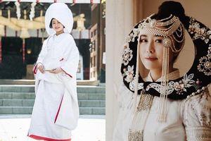 Loạt trang phục cưới độc đáo trên thế giới khiến bạn 'đứng hình', kéo đến số 3 cười té ghế