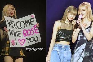 Rosé (BlackPink) tiết lộ lý do khiến cô nàng khóc không ngừng trong concert tổ chức tại quê nhà