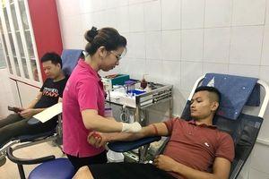 Hà Nội: Thêm một điểm hiến máu tình nguyện đi vào hoạt động