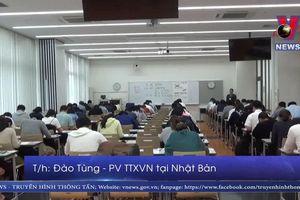 Người Nhật Bản yêu mến tiếng Việt