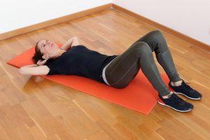 Tập thể dục tại nhà lợi ích sức khỏe không thua kém phòng tập