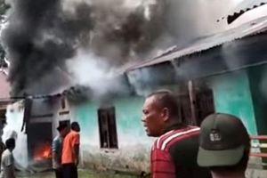 Indonesia bắt giữ 3 người liên quan đến vụ cháy nhà máy diêm