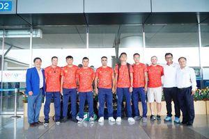 Lý Hoàng Nam cùng tuyển Quần vợt Việt Nam quyết giành suất thăng hạng Davis Cup