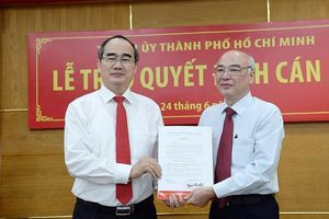 Ông Phan Nguyễn Như Khuê làm Trưởng Ban Tuyên giáo TP.HCM