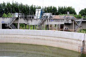 Cần Thơ: Hơn 250 tỉ tiền phí xử lý nước thải chưa sử dụng