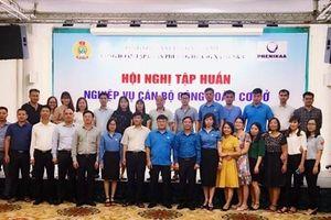 Công đoàn Xây dựng Việt Nam: Nâng cao nghiệp vụ công tác công đoàn