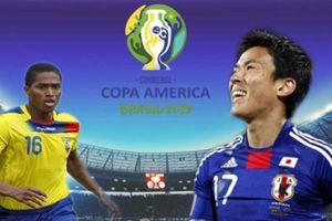 Soi kèo, tỷ lệ cược Ecuador vs Nhật Bản: Quan trọng là 3 điểm