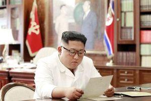 Tổng thống Mỹ gửi thư cho nhà lãnh đạo Triều Tiên