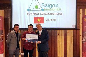 Hợp tác cùng xây dựng startup Đông Nam Á