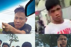 Vụ giang hồ vây chặn xe công an ở Đồng Nai: Khởi tố 3 bị can