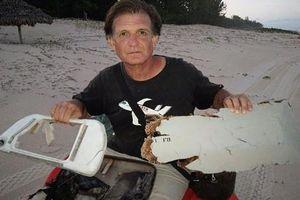Người tìm thấy mảnh vỡ máy bay MH370 bị dọa giết?