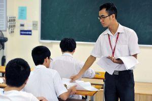 Cán bộ coi thi phải nắm vững quy chế thi, nghiệp vụ coi thi