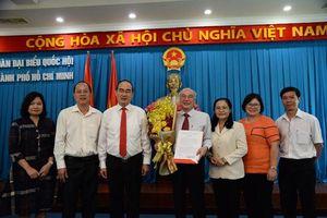 Phân công ông Phan Nguyễn Như Khuê làm Trưởng ban Tuyên giáo Thành ủy TP. HCM