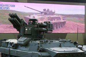 Nga đưa hệ thống tên lửa phòng không Sosna mới nhất vào hoạt động