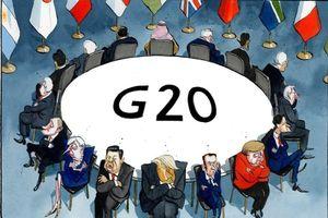 G20 với Thượng đỉnh Osaka: Trước sóng cả gắng giữ tay chèo