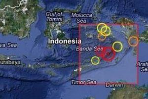 Động đất mạnh tại Indonesia, ở Australia cũng cảm nhận được rung chấn