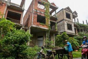 Đánh thuế cao dự án bất động sản bỏ hoang để hạn chế đầu cơ