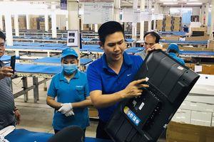 Hàng Trung Quốc 'đội lốt' hàng Việt: Ông chủ Asanzo đổ cho nhà cung cấp linh kiện