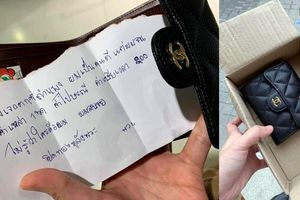 Bịa chuyện 'nhặt ví Chanel trả người bị mất', Facebooker Thái có nguy cơ ngồi tù