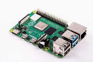 Raspberry Pi 4 chính thức ra mắt