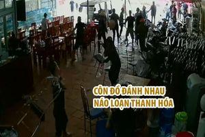 Kinh hoàng côn đồ ẩu đả gây náo loạn khu du lịch biển Hải Tiến ở Thanh Hóa