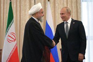 Nga tuyên bố sẽ chống lại lệnh trừng phạt mới của Mỹ đối với Iran