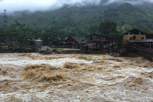 Lào Cai: Hàng chục nhà dân bị ảnh hưởng và thiệt hại lớn do lũ quét lúc nửa đêm