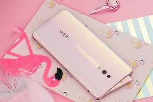 Ra mắt Oppo Reno bản hồng ngọc trai