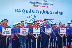 Tỉnh đoàn Thái Bình lập đường dây nóng, đưa 2.500 TNTN tiếp sức mùa thi