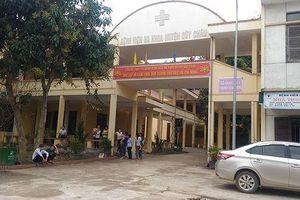 Nữ điều dưỡng bị đôi nam nữ hành hung trong bệnh viện
