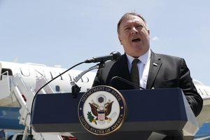 Ngoại trưởng Mỹ kêu gọi thành lập 'Liên minh toàn cầu' chống Iran