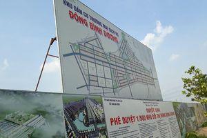 Lật mặt hàng loạt dự án 'bịp' ở Long An