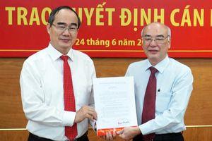 Ông Phan Nguyễn Như Khuê làm Trưởng ban Tuyên giáo Thành ủy TP HCM
