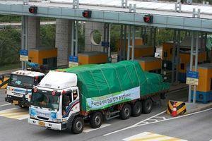 Hàn Quốc xúc tiến hoàn tất thủ tục viện trợ 50.000 tấn gạo cho Triều Tiên