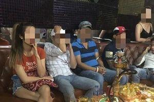 Phát hiện nhóm nam nữ sử dụng 'tiệc' ma túy tập thể trong căn hộ cao cấp