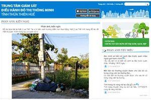 Thừa Thiên Huế: 'Mạnh tay' xử lý hành vi gây ô nhiễm môi trường