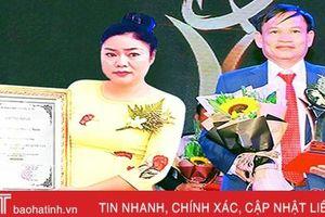 Hà Tĩnh có 2 doanh nghiệp đạt Giải thưởng Chất lượng quốc gia