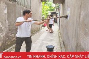 Xây dựng đô thị văn minh - nhìn từ phường trung tâm TP Hà Tĩnh