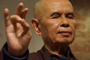 Thiền sư Thích Nhất Hạnh được trao giải Hòa bình Luxembourg 2019