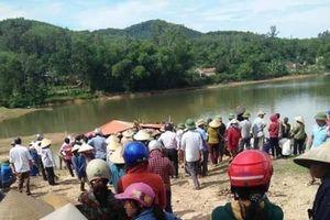 Nghệ An: 3 nam sinh đuối nước khi đi tắm sông