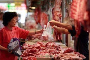 Trung Quốc nhập khẩu thịt lợn tăng kỷ lục vì dịch tả lợn châu Phi