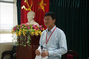 Kiểm tra công tác chuẩn bị thi THPTquốc gia tại tỉnh Bắc Giang