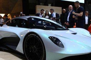 Aston Martin Valhalla sắp ra mắt: Siêu phẩm mang ánh hào quang của thần thoại Bắc Âu