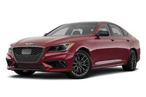 Ngắm sedan hạng sang mạnh 365 mã lực của Genesis, giá gần 1,3 tỷ đồng
