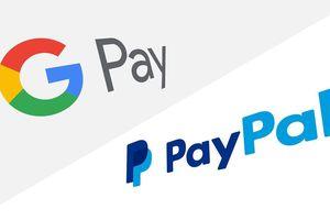 PayPal được tích hợp sâu hơn nữa vào các dịch vụ Google