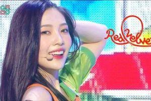 Sân khấu comeback 'Zimzalabim' của Red Velvet tại Music Core: Màn ending 'thần thánh' của Joy bất ngờ được netizen chia sẻ rần rần