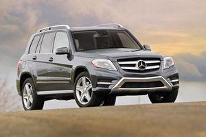 Bị phát hiện gian lận khí thải, 60.000 xe Mercedes GLK 'lãnh án' triệu hồi