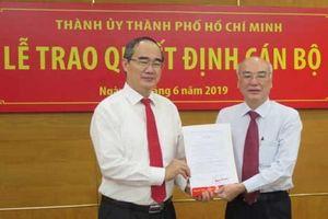 Ông Phan Nguyễn Như Khuê làm Trưởng Ban tuyên giáo Thành ủy TP. HCM