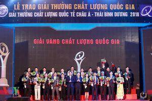Giải thưởng Vàng Chất lượng Quốc gia của Tôn mạ VNSTEEL Thăng Long: Phần thưởng vàng cho mọi nỗ lực
